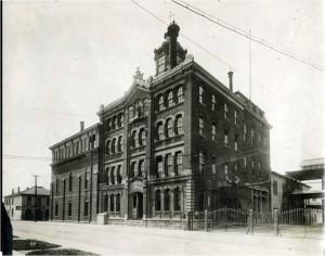 Schmidt brewery - brew house