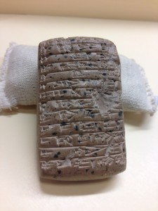 3 Umma Tablet 2100BC Tax List