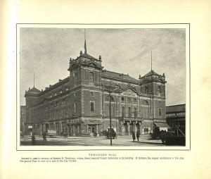 Tomlinson Hall Building