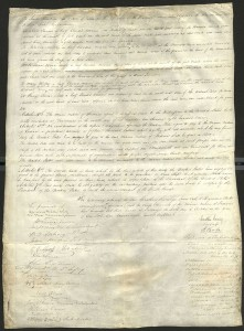 Treaty of St Marys 1818 Page 2
