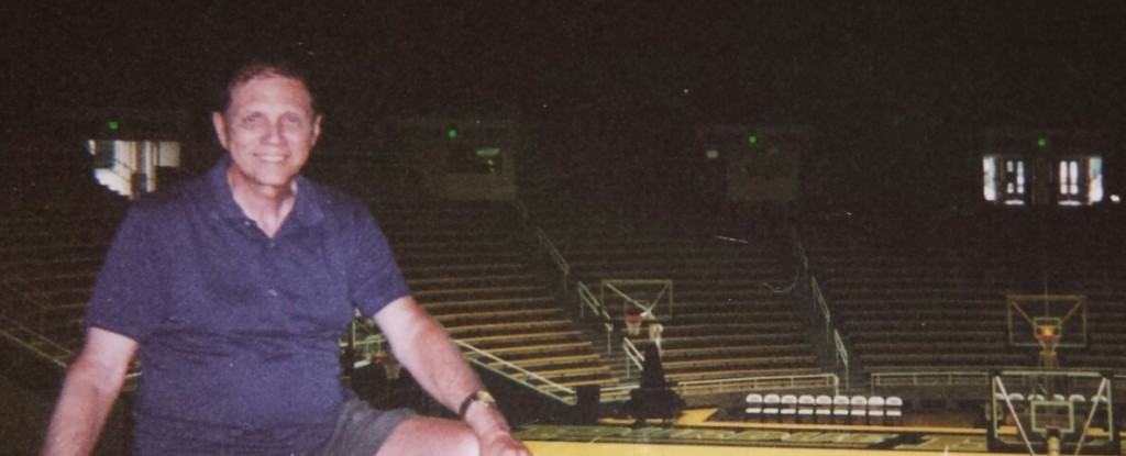 cliff at mackey arena