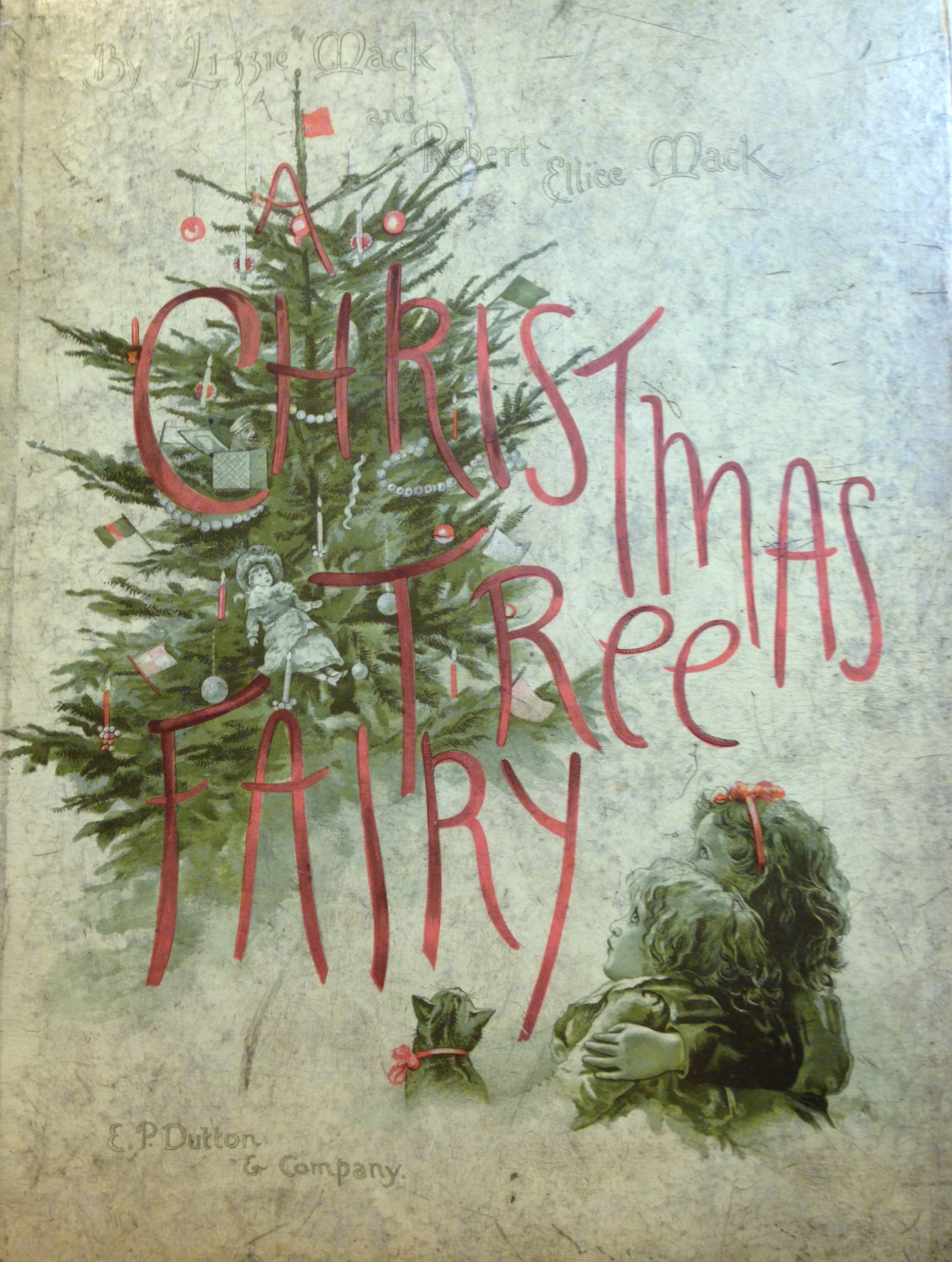 Victorian Era Christmas Books At The Indiana State Library Indiana