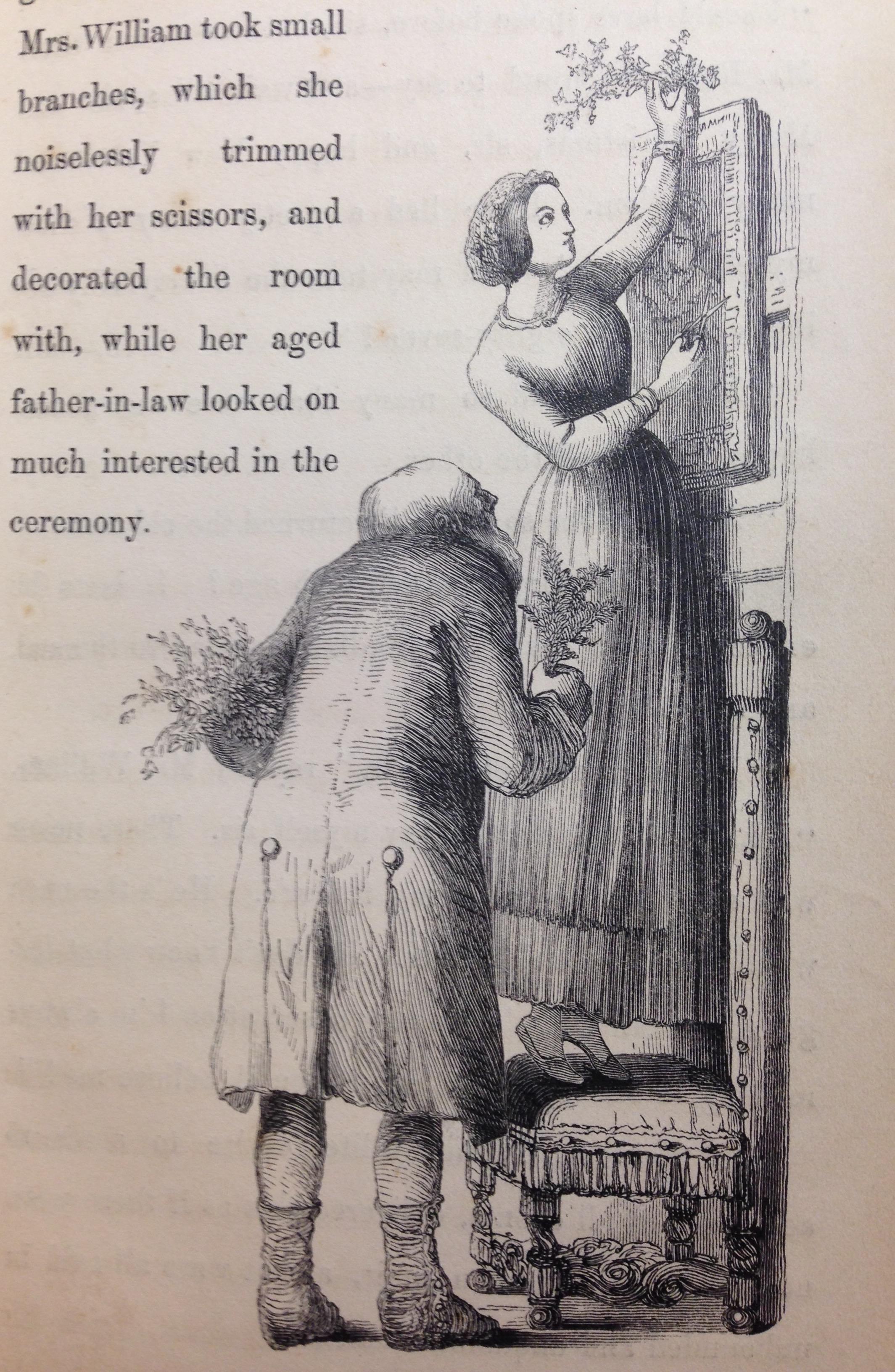 Sanskrit Of The Vedas Vs Modern Sanskrit: Victorian Era Christmas Books At The Indiana State Library