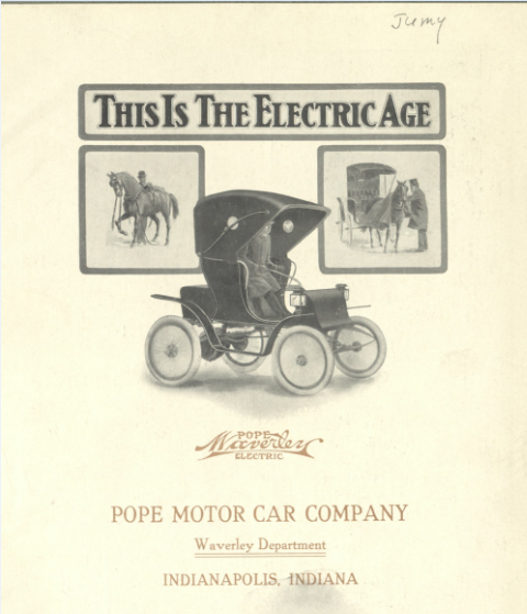 Pope Waverly electric