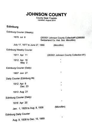 picture of Johnson co holdings