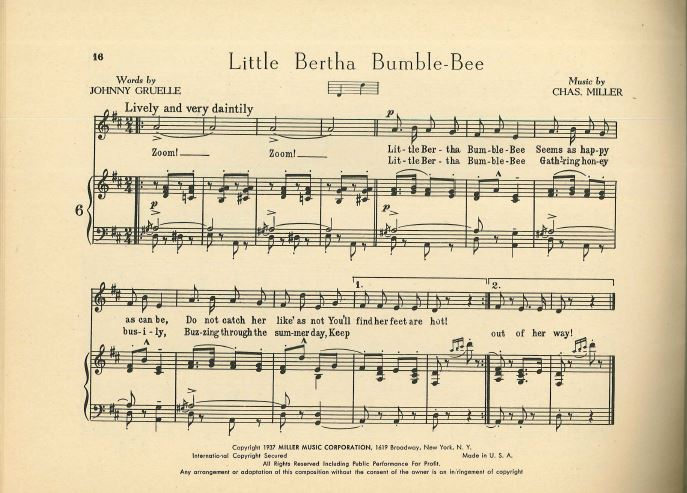 little-bertha-music