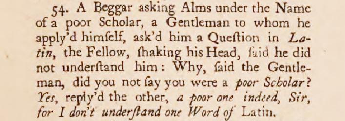 Humor-mongering: Or, an 18th century joke book - Indiana State