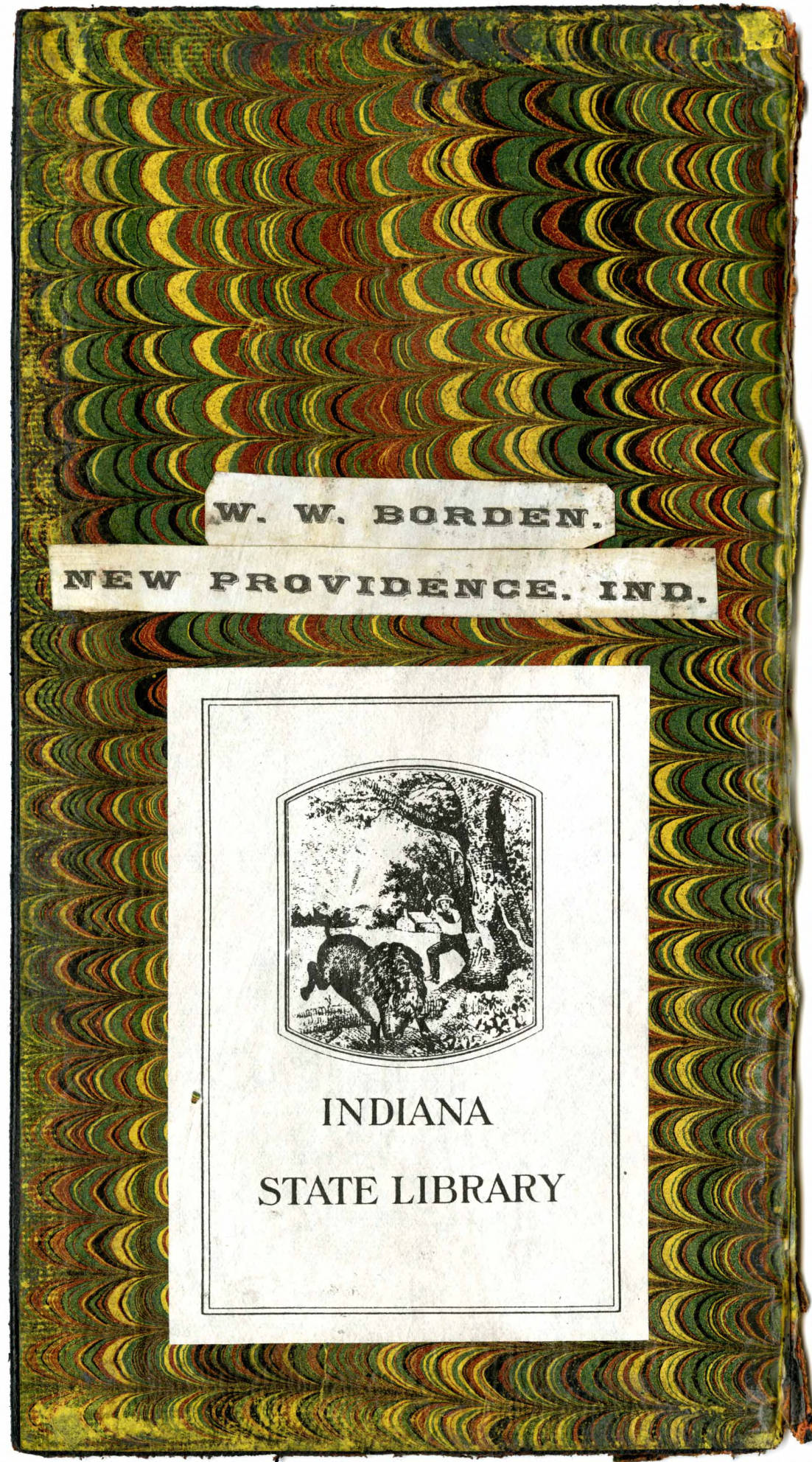 Maps | Indiana State Library
